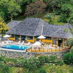 Отель Nuku Hiva Keikahanui Pearl Lodge бассейн фото 3