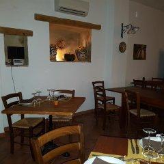 Отель Agriturismo Passo dei Briganti Агридженто питание