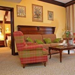 Гранд Отель Поляна Красная Поляна комната для гостей фото 3