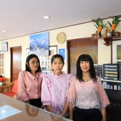 Отель The Siam Guest House гостиничный бар