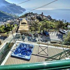 Отель Al Borgo Torello Равелло бассейн