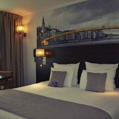 Отель Mercure Lyon Est Chaponnay комната для гостей
