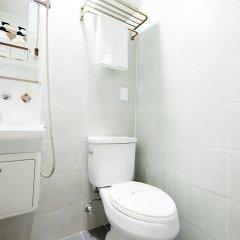 Отель Ehwa in Myeongdong Южная Корея, Сеул - отзывы, цены и фото номеров - забронировать отель Ehwa in Myeongdong онлайн ванная фото 2