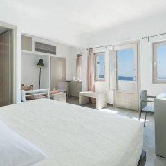 Отель Krokos Villas Греция, Остров Санторини - отзывы, цены и фото номеров - забронировать отель Krokos Villas онлайн комната для гостей фото 3