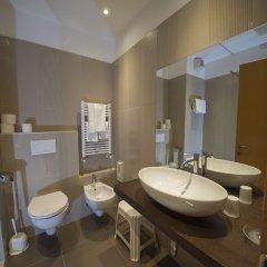 Отель Terme Milano Италия, Абано-Терме - 1 отзыв об отеле, цены и фото номеров - забронировать отель Terme Milano онлайн ванная фото 3
