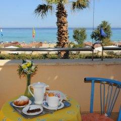 Отель Sirenetta Италия, Изола-делле-Феммине - отзывы, цены и фото номеров - забронировать отель Sirenetta онлайн балкон