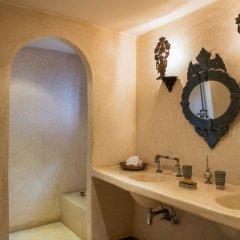 Отель Le Jardin Des Biehn Марокко, Фес - отзывы, цены и фото номеров - забронировать отель Le Jardin Des Biehn онлайн ванная фото 2