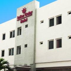 Отель Suites Gaby Мексика, Канкун - отзывы, цены и фото номеров - забронировать отель Suites Gaby онлайн вид на фасад фото 3