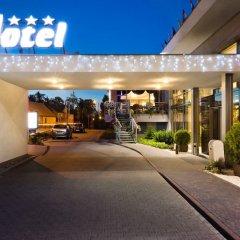 Отель JASEK Вроцлав вид на фасад фото 4