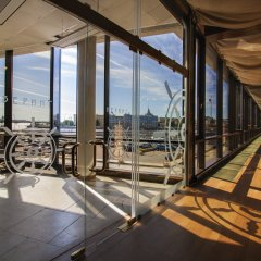 Отель Санкт-Петербург интерьер отеля