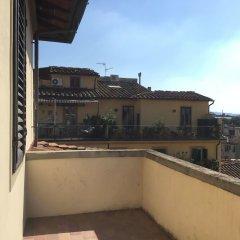 Отель Attico Fortezza балкон