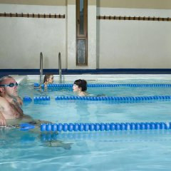 Hotel Residence Ulivi E Palme бассейн