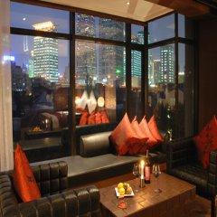 Отель Pudi Boutique Hotel Fuxing Park Shanghai Китай, Шанхай - отзывы, цены и фото номеров - забронировать отель Pudi Boutique Hotel Fuxing Park Shanghai онлайн интерьер отеля