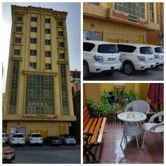 Отель Arabian Hotel Apartments ОАЭ, Аджман - отзывы, цены и фото номеров - забронировать отель Arabian Hotel Apartments онлайн городской автобус