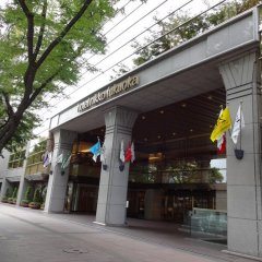 Hotel Nikko Fukuoka Хаката гостиничный бар