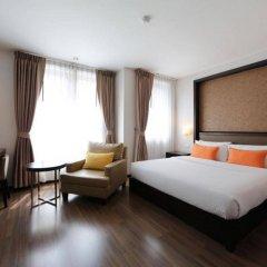 Отель The Dawin Бангкок комната для гостей фото 5