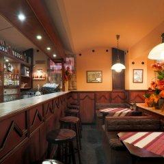 Hotel Victoria Пльзень гостиничный бар