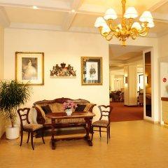 Отель Bavaria Италия, Меран - отзывы, цены и фото номеров - забронировать отель Bavaria онлайн интерьер отеля фото 3