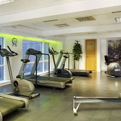 Отель Park Plaza Riverbank London фитнесс-зал фото 4