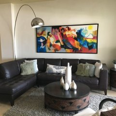 Апартаменты Luxury Cap Cana Apartment комната для гостей фото 3