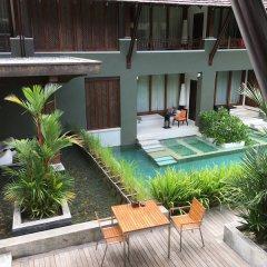 Отель Mai Samui Beach Resort & Spa интерьер отеля