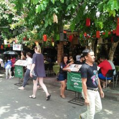 Отель Green House Bangkok Таиланд, Бангкок - 1 отзыв об отеле, цены и фото номеров - забронировать отель Green House Bangkok онлайн фото 2