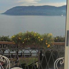 Отель Belvedere Италия, Вербания - отзывы, цены и фото номеров - забронировать отель Belvedere онлайн балкон