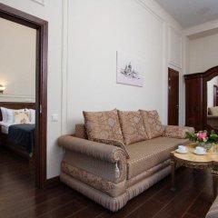 Гостиница Золотой век Стандартный номер с различными типами кроватей фото 33