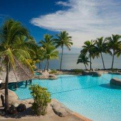 DoubleTree Resort by Hilton Hotel Fiji - Sonaisali Island бассейн фото 2