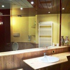 Отель Albergo San Michele Мортара ванная