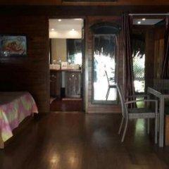 Отель Bungalow Manuka Французская Полинезия, Бора-Бора - отзывы, цены и фото номеров - забронировать отель Bungalow Manuka онлайн комната для гостей фото 3