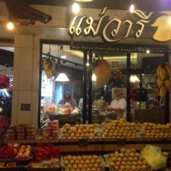 Отель Mangosteen Bangkok Sukhumvit Бангкок развлечения