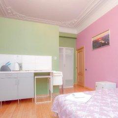 Апартаменты Italian Rooms and Apartments Pio on Mokhovaya 39 Стандартный номер с двуспальной кроватью фото 7