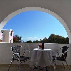 Отель Villa Georgia Греция, Остров Санторини - отзывы, цены и фото номеров - забронировать отель Villa Georgia онлайн балкон