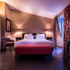 Отель Le Lavoisier Париж комната для гостей фото 5