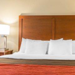 Отель Comfort Inn комната для гостей фото 4
