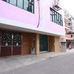 Апартаменты Pintree Service Apartment Pattaya Паттайя парковка