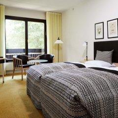 Отель Munkebjerg Hotel Дания, Вайле - отзывы, цены и фото номеров - забронировать отель Munkebjerg Hotel онлайн комната для гостей фото 4
