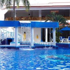 Отель Sol Caribe San Andrés All Inclusive Колумбия, Сан-Андрес - отзывы, цены и фото номеров - забронировать отель Sol Caribe San Andrés All Inclusive онлайн бассейн