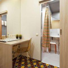 Отель Привет, я дома! Нижний Новгород ванная фото 2