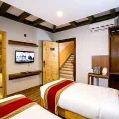 Отель Beautiful Kathmandu Hotel Непал, Катманду - отзывы, цены и фото номеров - забронировать отель Beautiful Kathmandu Hotel онлайн комната для гостей фото 5