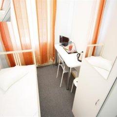 Мини-Отель Агиос на Курской 3* Стандартный номер с 2 отдельными кроватями фото 3