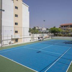 Pavlo Napa Beach Hotel in Ayia Napa, Cyprus from 144$, photos, reviews - zenhotels.com sports facility