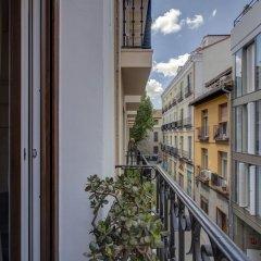 Отель City Centre Apartment - 3BD - 2BT - WIFI Испания, Мадрид - отзывы, цены и фото номеров - забронировать отель City Centre Apartment - 3BD - 2BT - WIFI онлайн балкон