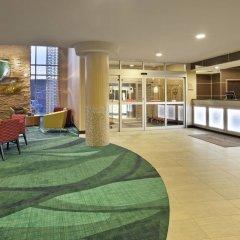Отель Springhill Suites Minneapolis-St Paul Airpt/Mall Of America Блумингтон фото 2