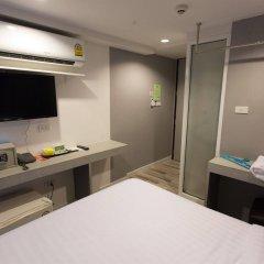 Отель Nantra Ploenchit Бангкок комната для гостей фото 2
