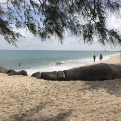 Отель Paradise Lamai Bungalow Таиланд, Самуи - отзывы, цены и фото номеров - забронировать отель Paradise Lamai Bungalow онлайн пляж