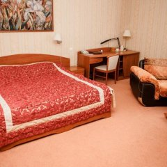 Гостиница Резиденция Троя комната для гостей фото 2