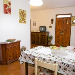 Отель Villino Chiessi Кьесси сейф в номере