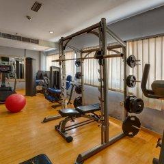 Отель Golden Tulip Al Barsha фитнесс-зал фото 4